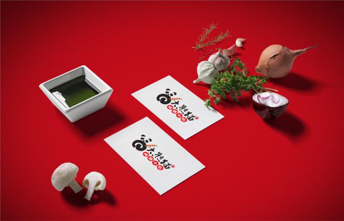大熊猫成都小吃丨标志设计