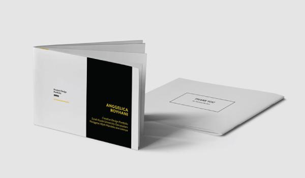 20款极简主义画册设计欣赏